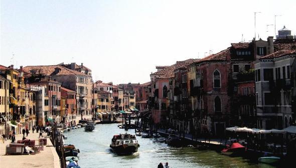 La Terra Di Sogni. Venice, Italy.